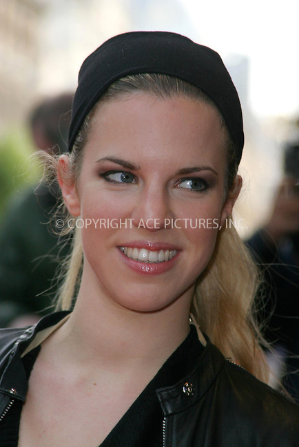 WWW.ACEPIXS.COM . . . . .  ... . . . . US SALES ONLY . . . . .....LONDON, MAY 23RD 2005....Alexandra Aitken at the UK premiere of Sin City at the Odeon West End....Please byline: FAMOUS-ACE PICTURES-F. DUVAL... . . . .  ....Ace Pictures, Inc:  ..Craig Ashby (212) 243-8787..e-mail: picturedesk@acepixs.com..web: http://www.acepixs.com