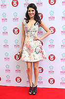 Natalie Anderson arriving at the Tesco Mum Of The Year Awards 2014, at The Savoy, London. 23/02/2014 Picture by: Alexandra Glen / Featureflash