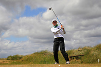 Leah Temple Lang (Elm Park) during the 1st round of the Irish Women's Open Stroke Play Championship, Enniscrone Golf Club, Enniscrone, Co. Sligo. Ireland. 16/06/2018.<br /> Picture: Golffile | Fran Caffrey<br /> <br /> <br /> All photo usage must carry mandatory copyright credit (© Golffile | Fran Caffrey)