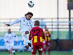 Södertälje 2013-03-31 Fotboll Allsvenskan , Syrianska FC - Kalmar FF :  .Kalmar 19 Jonathan McDonald .( Foto: Kenta Jönsson ) Nyckelord: