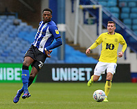 Sheffield Wednesday's Dominic Iorfa in action<br /> <br /> Photographer David Shipman/CameraSport<br /> <br /> The EFL Sky Bet Championship - Sheffield Wednesday v Blackburn Rovers - Saturday 16th March 2019 - Hillsborough - Sheffield<br /> <br /> World Copyright &copy; 2019 CameraSport. All rights reserved. 43 Linden Ave. Countesthorpe. Leicester. England. LE8 5PG - Tel: +44 (0) 116 277 4147 - admin@camerasport.com - www.camerasport.com