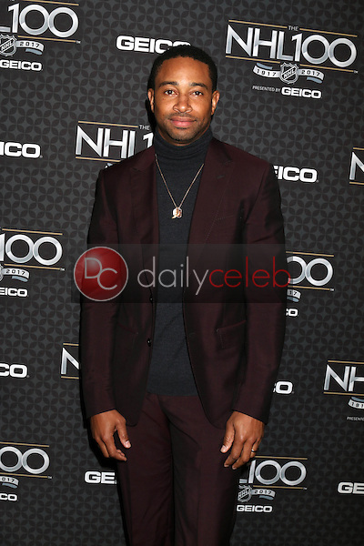 Kevin Phillips<br /> at the The NHL100 Gala, Microsoft Theater, Los Angeles, CA 01-27-17<br /> David Edwards/DailyCeleb.com 818-249-4998