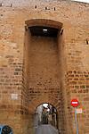Medieval Tour.<br /> Mora de Rubielos.<br /> Puerta de Alcala.