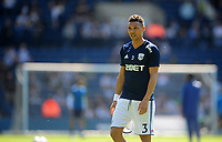 West Bromwich Albion's Kieran Gibbs during the pre-match warm-up <br /> <br /> Photographer Ashley Crowden/CameraSport<br /> <br /> The Premier League - West Bromwich Albion v Tottenham Hotspur - Saturday 5th May 2018 - The Hawthorns - West Bromwich<br /> <br /> World Copyright &copy; 2018 CameraSport. All rights reserved. 43 Linden Ave. Countesthorpe. Leicester. England. LE8 5PG - Tel: +44 (0) 116 277 4147 - admin@camerasport.com - www.camerasport.com