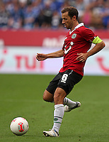 Football: Germany, 1. Bundesliga.Hannover 96.Steven Cherundolo.© pixathlon