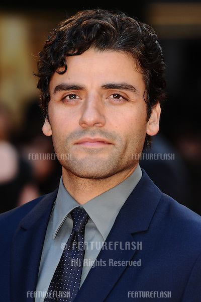 Oscar Isaac arriving for the UK Premiere of The Two Faces of January<br /> Curzon Cinema, Mayfair, London. 13/05/2014 Picture by: Steve Vas / Featureflash