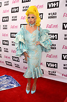 LOS ANGELES - JUN 9:  Aja at the RuPauls Drag Race Season 9 Finale Taping at the Alex Theater on June 9, 2017 in Glendale, CA