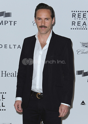 LOS ANGELES, CA - APRIL 25:  Alessandro Nivola at the 4th Annual Reel Stories, Real Lives Benefit at Milk Studios on April 25, 2015 in Los Angeles, California. Credit: mpiPGSK/MediaPunch