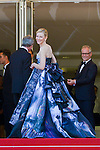 Cate Blanchett during the Film Festival of Cannes