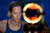 Federica Pellegrini Italia Women's 4x100 Medley Relay <br /> Swimming - Nuoto <br /> Barcellona 4/8/2013 Palau St Jordi <br /> Barcelona 2013 15 Fina World Championships Aquatics <br /> Foto Andrea Staccioli Insidefoto