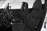 Front seat view of2017 JEEP Renegade Sport 5 Door Suv Front Seat car photos