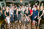 Vicki Young from Tralee celebrated her 30th birthday on Saturday with friends and family with a 40's/50's themed party at Benners Hotel