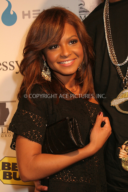 WWW.ACEPIXS.COM . . . . .  ....August 30, 2006, New York City. ....Christina Milian attends the Timbaland's Pre-VMA Party at Nikki midtown.....Please byline: NANCY RIVERA- ACE PICTURES.... *** ***..Ace Pictures, Inc:  ..Philip Vaughan (212) 243-8787 or (646) 769 0430..e-mail: info@acepixs.com..web: http://www.acepixs.com