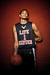 High School Basketball Player LaQuinton Ross