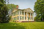 Florence Griswold House, Old Lyme, CT. Historic Landmark.