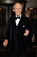 Nicholas Parsons at the  TV Choice Awards at the Dorchester Hotel, Park Lane, London on September 10th 2018<br /> CAP/ROS<br /> &copy;ROS/Capital Pictures