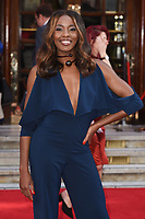 AJ Adudu<br /> arrives for the The Prince&rsquo;s Trust Celebrate Success Awards 2017 at the Palladium Theatre, London.<br /> <br /> <br /> &copy;Ash Knotek  D3241  15/03/2017