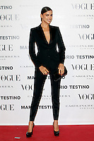 Irina Shayk attends Vogue and Mario Testino photocall in Madrid. November 27, 2012. (ALTERPHOTOS/Caro Marin) /NortePhoto