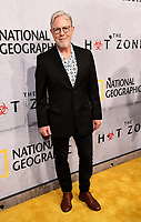 "BEVERLY HILLS - MAY 9: Author Richard Preston attends the L.A. premiere of National Geographic's 3-Night Limited Series ""The Hot Zone"" at the Samuel Goldwyn Theater on May 9, 2019 in Beverly Hills, California. The Hot Zone premieres Monday, May 27, 9/8c. (Photo by Frank Micelotta/National Geographic/PictureGroup)"