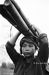 Chakma refugees in Arunachal Pradesh, Northeast India 2008 (B&W film)
