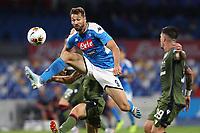 Fernando Llorente of Napoli in action<br /> Napoli 25-9-2019 Stadio San Paolo <br /> Football Serie A 2019/2020 <br /> SSC Napoli - Cagliari SC<br /> Photo Cesare Purini / Insidefoto