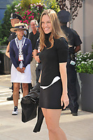 FLUSHING NY- SEPTEMBER 10:  Hilary Swank at the US Open Men's Final Championship match at the USTA Billie Jean King National Tennis Center on September 10, 2017 in Flushing, Queens. Credit: John Palmer/MediaPunch<br /> CAP/MPI04<br /> &copy;MPI04/Capital Pictures