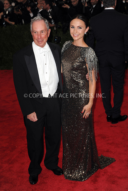WWW.ACEPIXS.COM<br /> <br /> May 4, 2015, New York City<br /> <br /> Michael Bloomberg and daughter Georgina Bloomberg attending the Costume Institute Benefit Gala celebrating the opening of China: Through the Looking Glass at The Metropolitan Museum of Art on May 4, 2015 in New York City.<br /> <br /> By Line: Kristin Callahan/ACE Pictures<br /> <br /> <br /> ACE Pictures, Inc.<br /> tel: 646 769 0430<br /> Email: info@acepixs.com<br /> www.acepixs.com