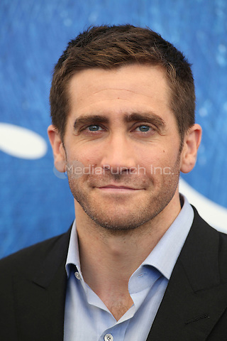 Jake Gyllenhaal attends the photocall of 'Nocturnal Animals' during the 73rd Venice Film Festival at Palazzo del Casino on September 2, 2016 in Venice, Italy.<br /> CAP/GOL<br /> &copy;GOL/Capital Pictures /MediaPunch ***NORTH AND SOUTH AMERICAS ONLY***