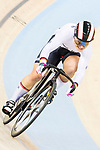 Kristina Vogel of the Germany team competes in the Women's Sprint - Quarterfinals as part of the 2017 UCI Track Cycling World Championships on 13 April 2017, in Hong Kong Velodrome, Hong Kong, China. Photo by Chris Wong / Power Sport Images