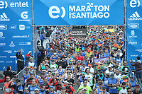 Corrida 2018 Maraton De Santiago