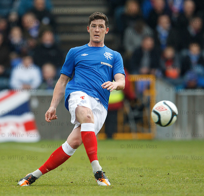 Ross Perry, Rangers