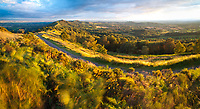 Malvern Hills, Worcestershire, England