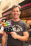 One Life To Live's Tuc Watkins stars in Broadway's The Boys in The Band at the Booth Theatre, New York City. (Photo by Sue Coflin/Max Photo)