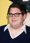 "HOLLYWOOD, CA. - April 06: Jonah Hill arrives at the Los Angeles premiere of ""Observe and Report"" at Grauman's Chinese Theater on April 6, 2009 in Hollywood, California.."