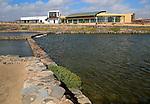 Museo de la Sal, Salt museum, Las Salinas del Carmen, Fuerteventura, Canary Islands, Spain
