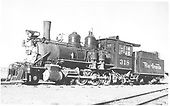 3/4 fireman's-side view of D&amp;RGW #318.<br /> D&amp;RGW    Taken by Schnepf, Ted