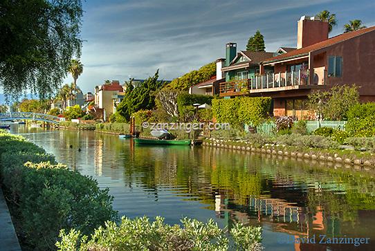 Venice Canal, Los Angeles, CA, Exterior