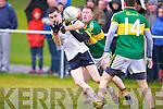 IT Tralee v Kerry in the McGrath cup at John Mitchels on Sunday.