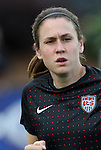 18 May 2011: Heather O'Reilly (USA). The United States Women's National Team defeated the Japan Women's National Team 2-0 at WakeMed Stadium in Cary, North Carolina as part of preparations for the 2011 Women's World Cup.