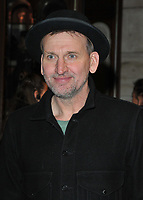 Christopher Eccleston at the &quot;Girl From The North Country&quot; press night, Noel Coward Theatre, St Martin's Lane, London, England, UK, on Thursday 11 January 2018.<br /> CAP/CAN<br /> &copy;CAN/Capital Pictures