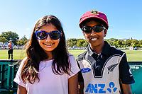 Fans during Day 2 of the Second International Cricket Test match, New Zealand V England, Hagley Oval, Christchurch, New Zealand, 31th March 2018.Copyright photo: John Davidson / www.photosport.nz