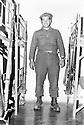 Turquie 1981.Erzincan: Behrun Aygoren pendant son service militaire.Turkey 1981.Erzincan: Behrun Aygoren during his military service