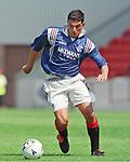 Charlie Miller,   Rangers