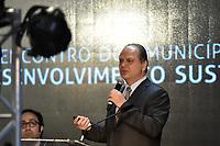 BRASÍLIA, DF, 26.04.2017 – ALCKMIN-DF – O ministro da Saúde, Ricardo Barros durante abertura do IV Encontro dos Municípios com o Desenvolvimento Sustentável, organizado pela Frente Nacional de Prefeitos,  na manhã desta quarta-feira, 26, no Estádio Nacional Mané Garrincha.(Foto: Ricardo Botelho/Brazil Photo Press)