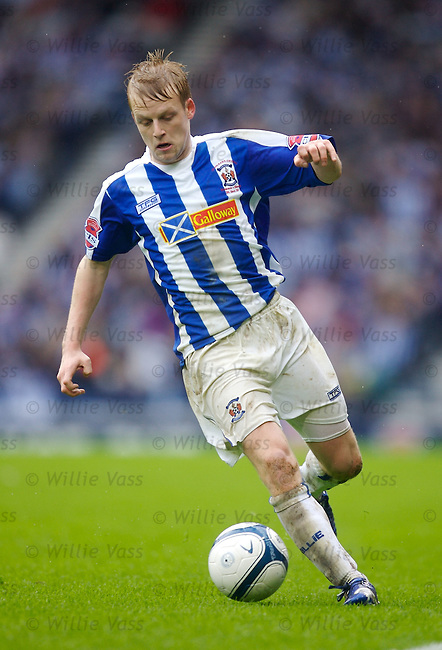 Steven Naismith, Kilmarnock.stock season 2006-2007.pic willie vass