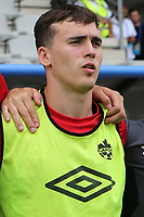Liam Millar of Liverpool was named as one of the substitutes for Canada U21's during Japan Under-21 vs Canada Under-21, Tournoi Maurice Revello Football at Stade Parsemain on 3rd June 2018