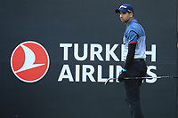 Aaron Rai (ENG) during the second round of the Turkish Airlines Open, Montgomerie Maxx Royal Golf Club, Belek, Turkey. 08/11/2019<br /> Picture: Golffile | Phil INGLIS<br /> <br /> <br /> All photo usage must carry mandatory copyright credit (© Golffile | Phil INGLIS)