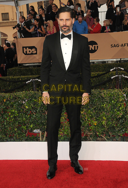 30 January 2016 - Los Angeles, California - Joe Manganiello. 22nd Annual Screen Actors Guild Awards held at The Shrine Auditorium.      <br /> CAP/ADM/BP<br /> &copy;BP/ADM/Capital Pictures