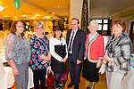 Pictured at the Knocktoosh School Reunion held at the Devon Inn Hotel on Sunday was L-R: Bridget O'Sullivan, Fermoy, Kitty Duggan, Breda Forde-O'Doherty, Jerry Forde, Broadford, Brid Summer, Charleville and Mary O'Rourke, Mallow.