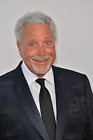 ANTIBES, FRANCE. May 23, 2019: Tom Jones at amfAR's Gala Cannes event at the Hotel du Cap d'Antibes.<br /> Picture: Paul Smith / Featureflash